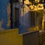 Azure Shadows, 2011, 59.5 x 85 x 6.5 cm, Archival digital pigment print on transparent film mounted in light box