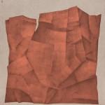 铁錚錚 Tough, 2015, 160 x 140 cm, Pigments and acrylic on canvas
