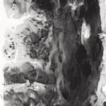 16 抵万金, 255 x 138 cm, ink on Paper, 2012