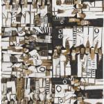 Living World Series - Wood, 14x104x156cm, 58.4kg, 2008, 701x1050
