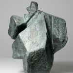 Tachi Series 47.6x38.5x28.5cm, 17.36kg, Bronze, 1995, 7-10