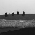 L'Errance,2010,57 x 50.5cm,Ink on Paper